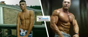 Before and After: Dianabol Treatment Review from Jake - New York City - New York